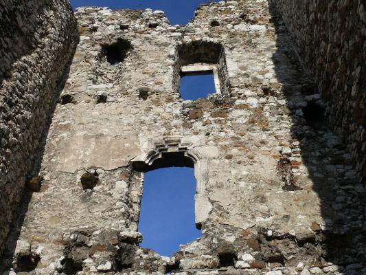 Zamek Mirów - wnętrze