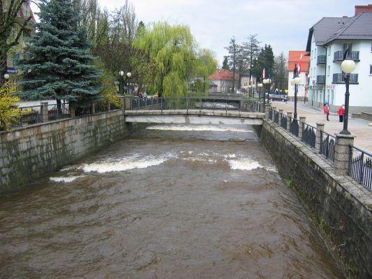 Dusznica Bystrzycka w Polanicy-Zdroju