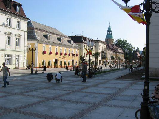 Jelenia Góra - Cieplice - główny dreptak