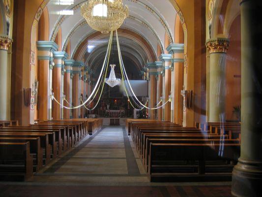 Katedra św. Mikołaja w Bielsku-Białej - wnętrze