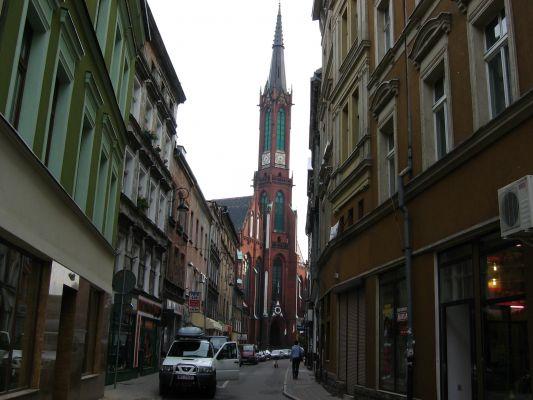 Kolegiata Najświętszej Marii Panny Bolesnej i Świętych Aniołów Stróżów w Wałbrzychu