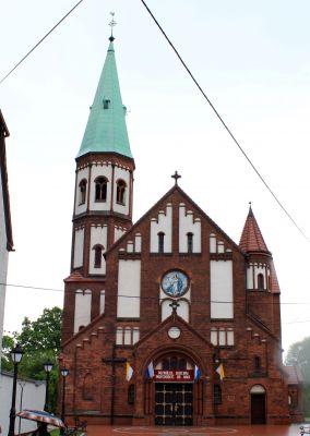 Kościoł katolicki w Lewinie Brzeskim