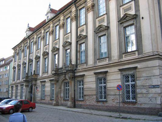 Nysa - pałac biskupi