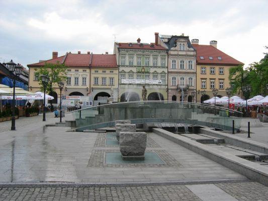 Rynek w Bielsku-Białej