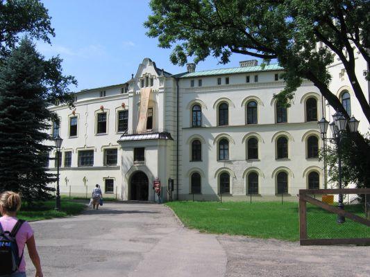 Stary Zamek w Żywcu 2007r