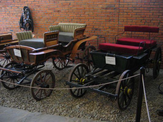 Zamek w Niedzicy - muzeum powozów
