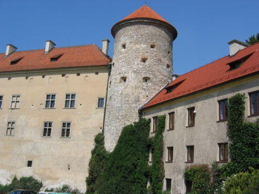 Zamek w Pieskowej Skale - wieża