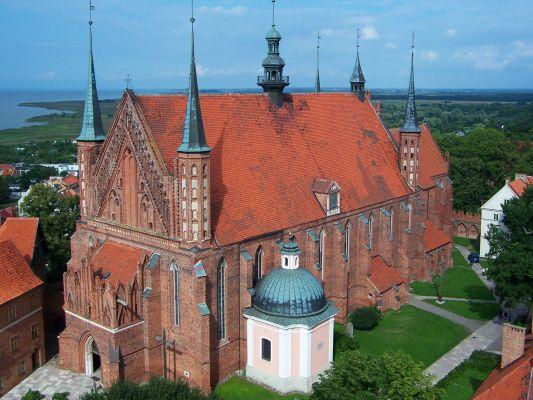 Archikatedra we Fromborku