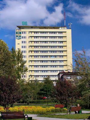 Biurowiec Głównego Instytutu Górnictwa w Katowicach