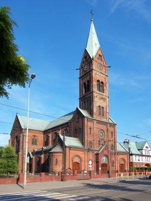 Bobrek - Kościół św. Rodziny