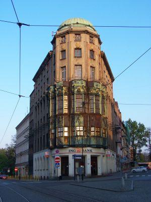 Dawny Hotel Admiral w Zabrzu