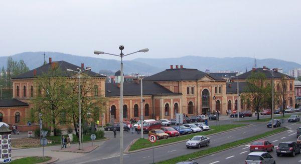 Dworzec Główny w Bielsku-Białej