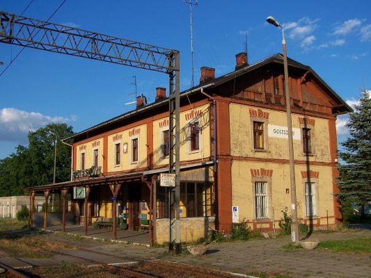 Dworzec PKP w Goleszowie