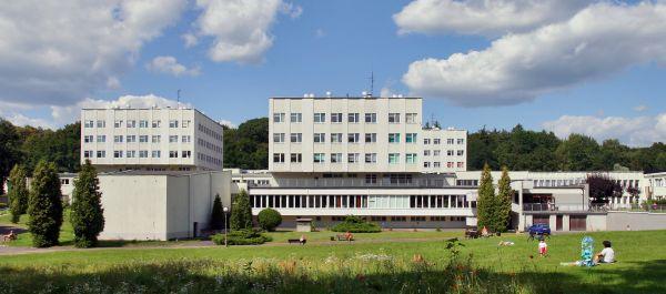 Górnośląskie Centrum Rehabilitacji w Reptach