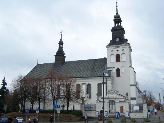 Klasztor Bernardynów w Piotrkowie Trybunalskim