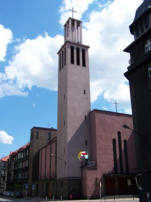 Kościół garnizonowy pw. Św. Kazimierza w Katowicach