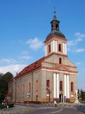 "Kościół Matki Boskiej Bolesnej tzw. ""Stary Kościół"" w Rybniku"