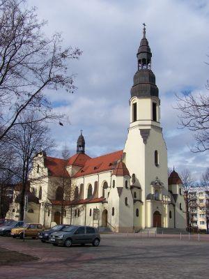 Kościół parafialny pw. św. Józefa Robotnika w Józefowcu