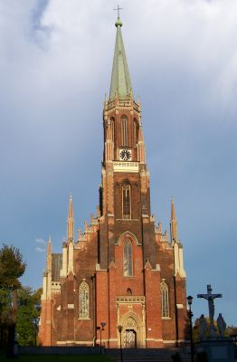 Kościół pw. św. Krzyża w Miechowicach
