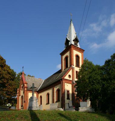 Kościół pw. Św. Marii Magdaleny w Rudach