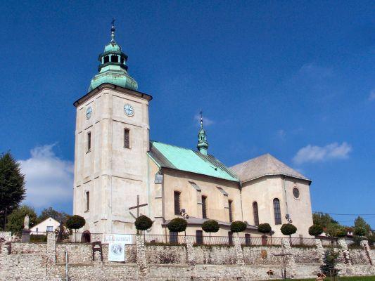 Kościół pw. Św. Trójcy w Będzinie