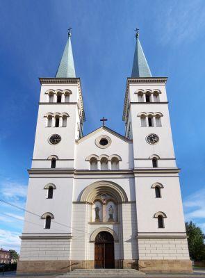 Kościół pw. św. Wojciecha w Mikołowie