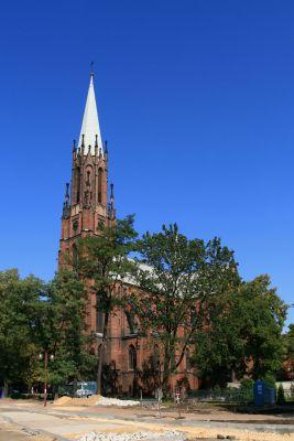 Kościół pw. Świętego Krzyża w Siemianowicach Śląskich