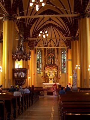Kościół Świętego Krzyża w Miechowicach