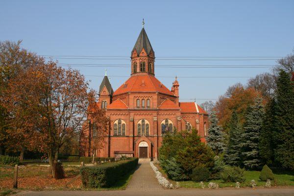 Kościół w Nakle Śląskim