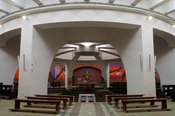 Krypta w katedrze pw. Chrystusa Króla w Katowicach
