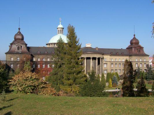Pałac Biskupi w Katowicach