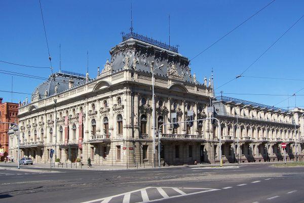 Pałac Izraela Poznańskiego w Łodzi