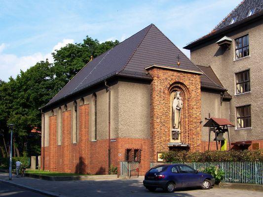 Politechnika - Kościół św. Michała Archanioła