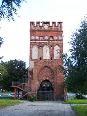 "Pub ""Baszta"" w Malborku"