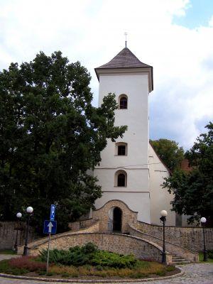 Stary kościół pw. Matki Boskiej Śnieżnej w Mikołowie