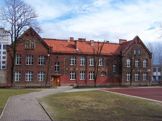 Szkoła Podstawowa nr. 17 im. Tadeusza Kościuszki na Józefowcu w Katowicach