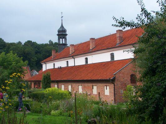 Szpital Św. Ducha (obecnie muzeum) we Fromborku