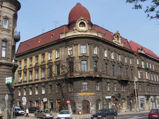Ulica 3-go Maja w Bielsku-Białej