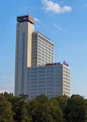 Wiezowiec Altus w Katowicach