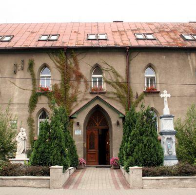 Dom Pomocy Społecznej w Lyskach - front