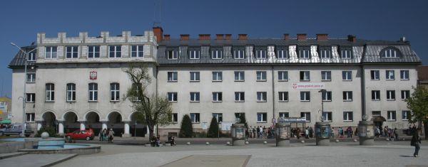 Gmach Starostwa Powiatowego w Jaśle