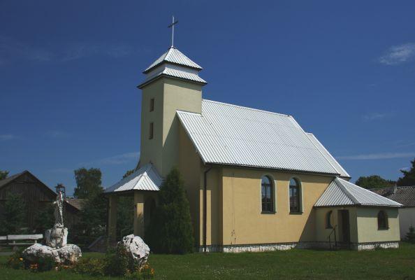 Kaplica p.w. Stanisława Biskupa Męczennika w Mirowie
