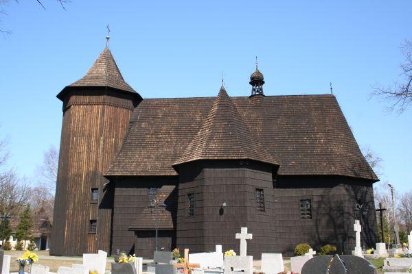 Kościół Matki Boskiej Różańcowej w Boronowie