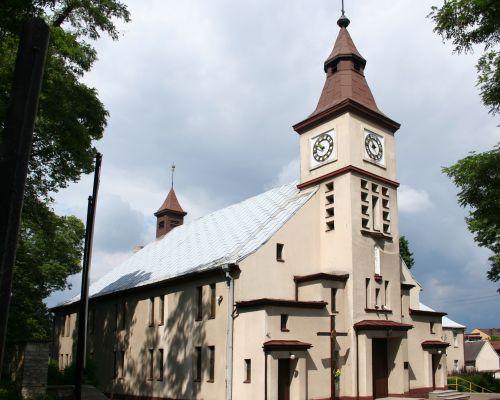 Kościół MBNP w Kozłowej Górze