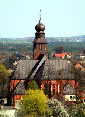 Kościół pw. Najświętszego Serca Pana Jezusa w Koszęcinie