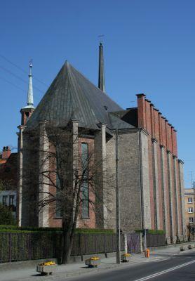 Kościół św. Antoniego w Jaśle