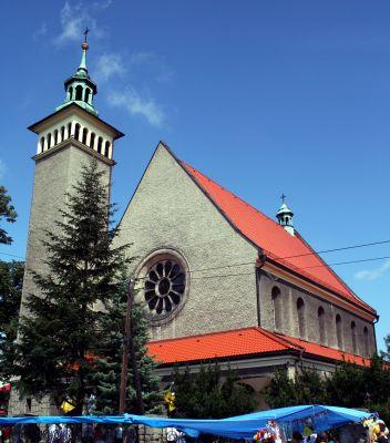 Kościół św. Bartłomieja w Pogrzebieniu