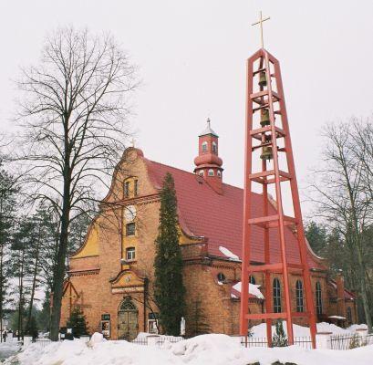 Kościół św. Franciszka z Asyżu w Kaletach Miotku