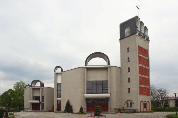 Kościół św. Katarzyny w Lasowicach,