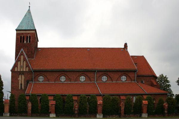 Kościół św. Małgorzaty w Lyskach